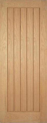 LPD Internal Oak Mexicano Pre-Finished Door