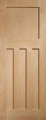 XL Joinery Internal Oak Pre-Finished DX Door
