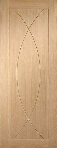 XL Joinery Internal Oak Pesaro Door