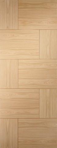 XL Joinery Internal Oak Ravenna Door