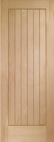 XL Joinery Internal Oak Pre-Finished Suffolk Door