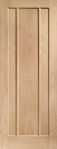 XL Joinery Internal Oak Pre-Finished Worcester Door