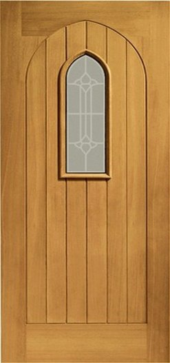 XL Joinery Pre-Finished External Oak Double Glazed Westminster Door Set