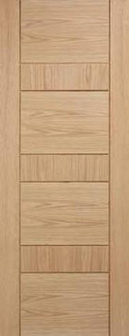LPD Internal Oak Edmonton Door