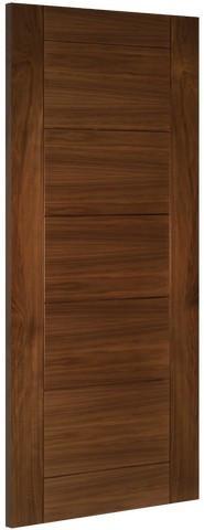 Deanta Doors Internal Seville Walnut Pre-Finished Door