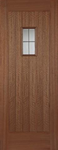 Mendes External Hardwood Hillingdon Door