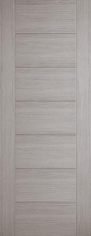 LPD Internal Light Grey Hampshire Pre-Finished Door