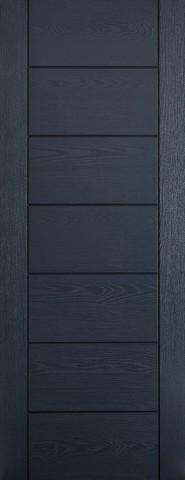 LPD External GRP Grey Modica Door