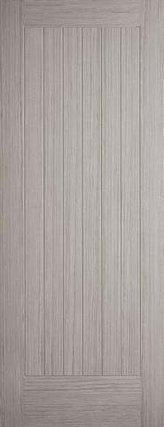 LPD Internal Light Grey Somerset Pre-Finished Door
