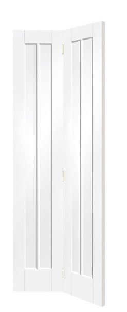 XL Joinery Internal White Primed Worcester Bi-Fold Door