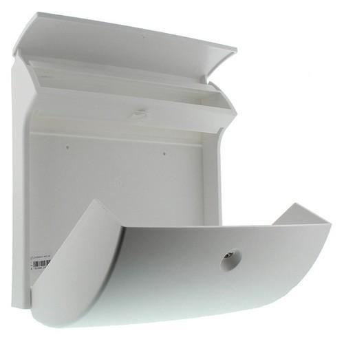 Burg-Wachter Classico 4931 W Post Box in White