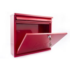 Sterling Post Box MB02R in Red