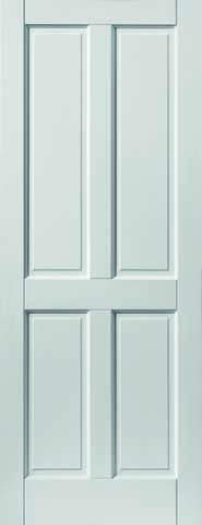 JB Kind External Colonial 4 Panel Extreme Door