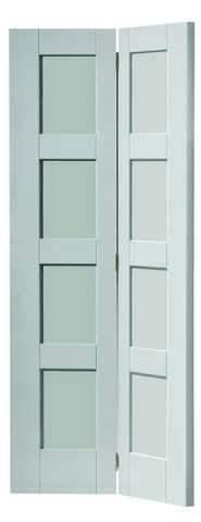 JB Kind Internal White Monterrat Bi-Fold Door