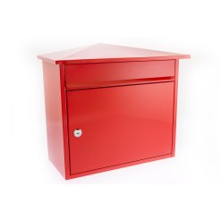 G2 By Sterling Mersey Post Box in Red