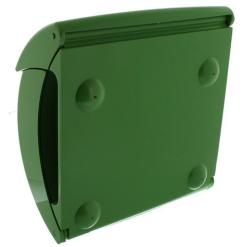 Burg-Wachter Piano 886 FG Post Box in Fresh Green