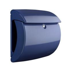 Burg-Wachter Piano 886 MB Post Box in Marine Blue