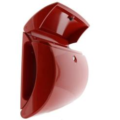 Burg-Wachter Piano 886 R Post Box in Red