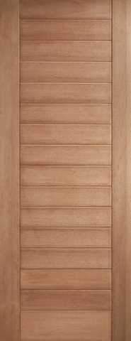 LPD External M&T Hayes Hardwood Door