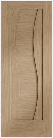 XL Joinery Internal Oak Pre-Finished Florence Fire Door
