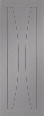 XL Joinery Internal Light Grey Pre-Finished Verona Fire Door