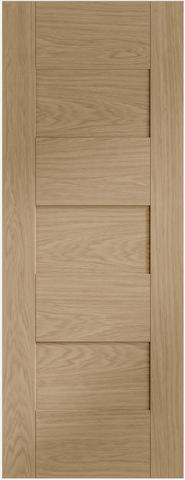 XL Joinery Internal Oak Pre-Finished Perugia Door