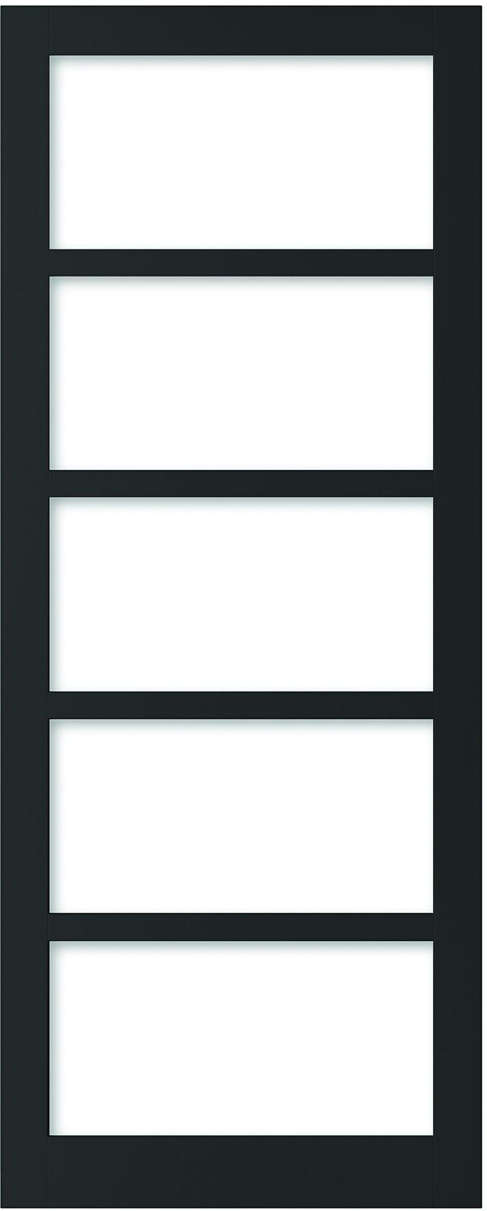 Buy Weekamp Doors Internal Industrial Style 5 Panel Glazed