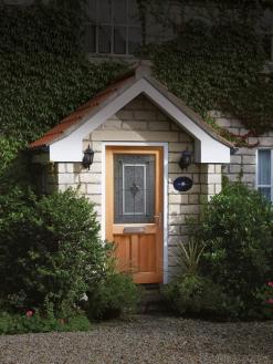 XL Joinery External 2XG Mortice & Tenon Door with Double Glazed Coleridge Glass