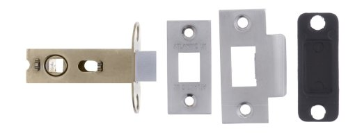 "Atlantic Handles 2.5"" Bolt Through Tubular Latch - Various Finishes"