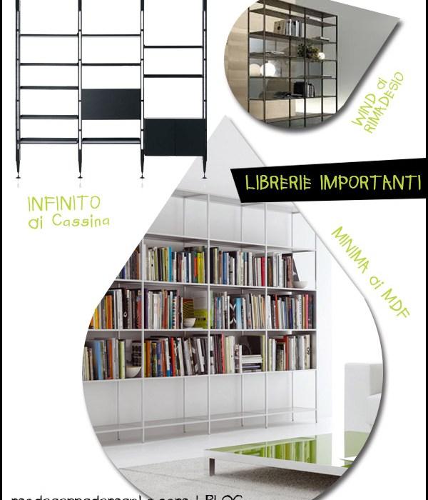 Le dive, librerie di design per chi cerca esclusività.