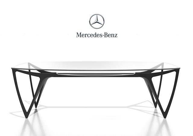 Mercedes e Bentley: dalle auto all'arredamento di lusso.