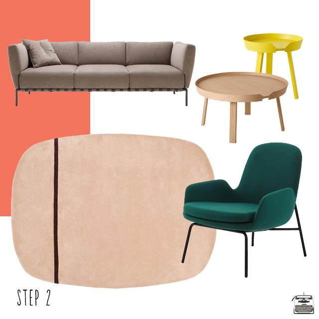 rinnovare il salotto step 2 - Immagine del post