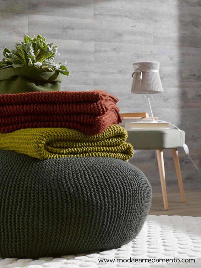 doimo decor pouf lana