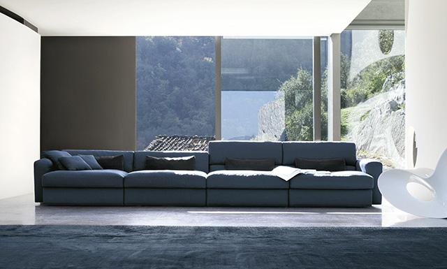 Doimo Salotti: divano Next.