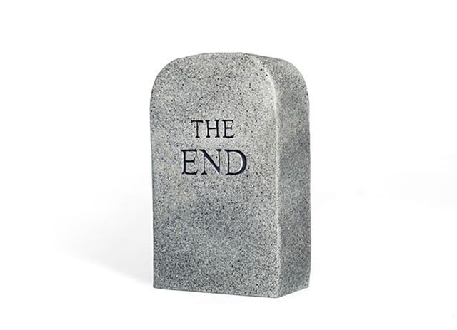 gufram pouf the end