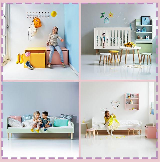 mobili per bambini divertenti