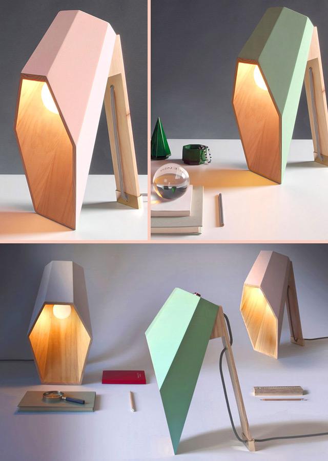 Lampada di Zambelli woodspot