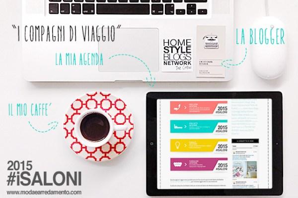 Le pagine del blog modaearredamento dedicate alle anteprime dei prossimi: Salone del Mobile, Euroluce e FuoriSalone 2015.