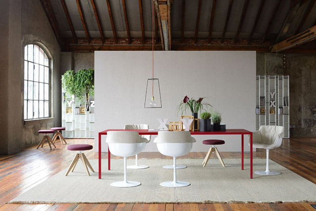 Come abbinare tavolo e sedie sette soluzioni di design