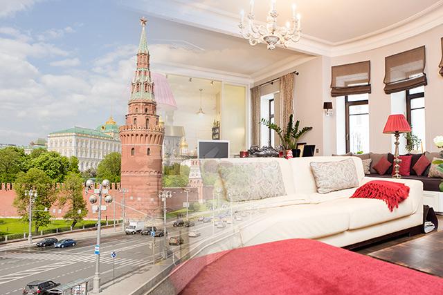 Style Trip tra le capitali per scoprire lo stile di Mosca.