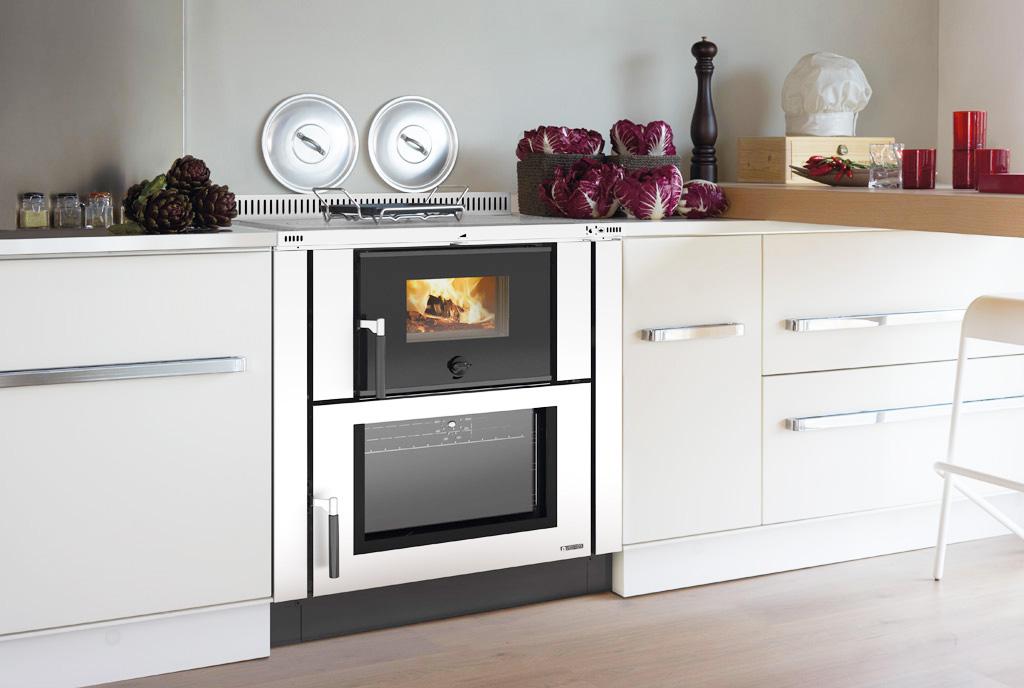 Cucine A Legna Moderne.Cucine A Legna Moderne Dalla Tradizione Al Design