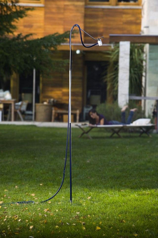 Camilla CEA Design doccia freestanding da giardinio.