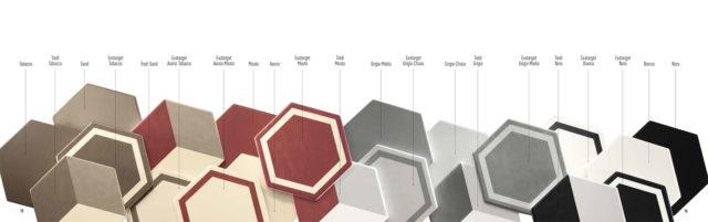 Tonalite Examat colori formati.