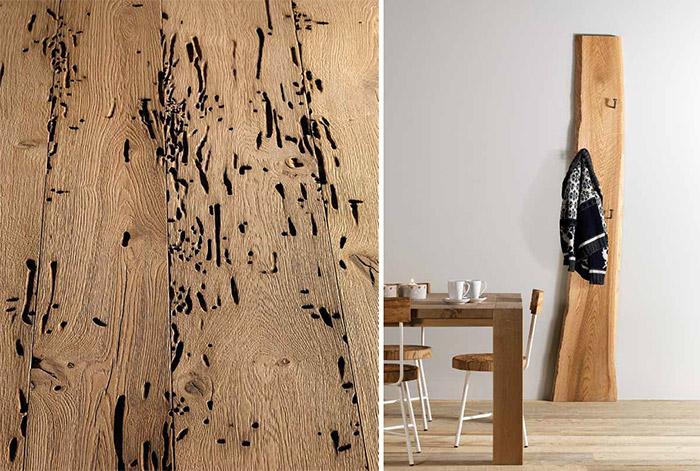 Arredare in montagna con il legno: ispirazioni dal classico al design.