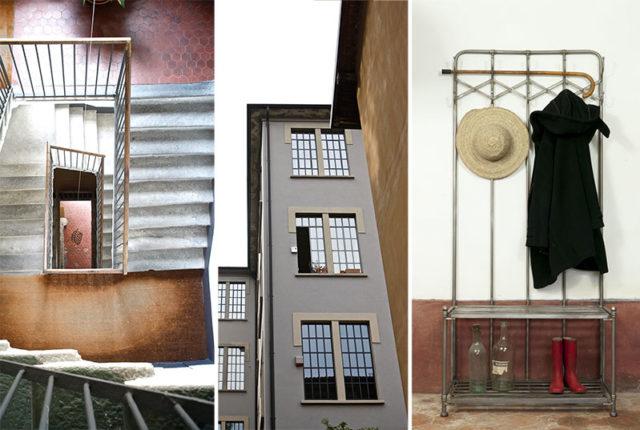 Arredamento stile industriale minimal ma con eleganza