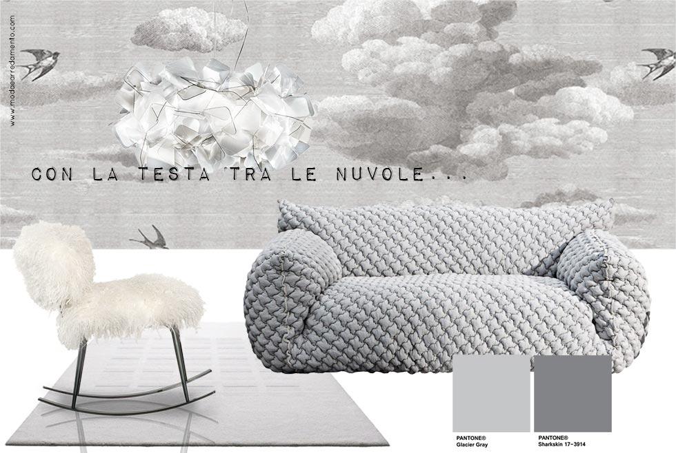 Arredare casa con idee originali: il design e le nuvole.