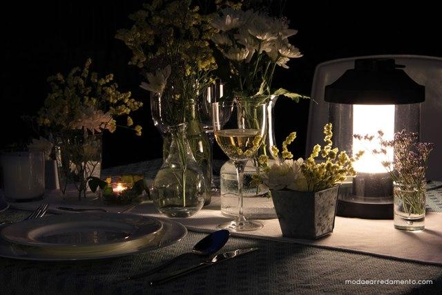 Philips Luce da giardino Abelia per illuminare serata all'aperto.