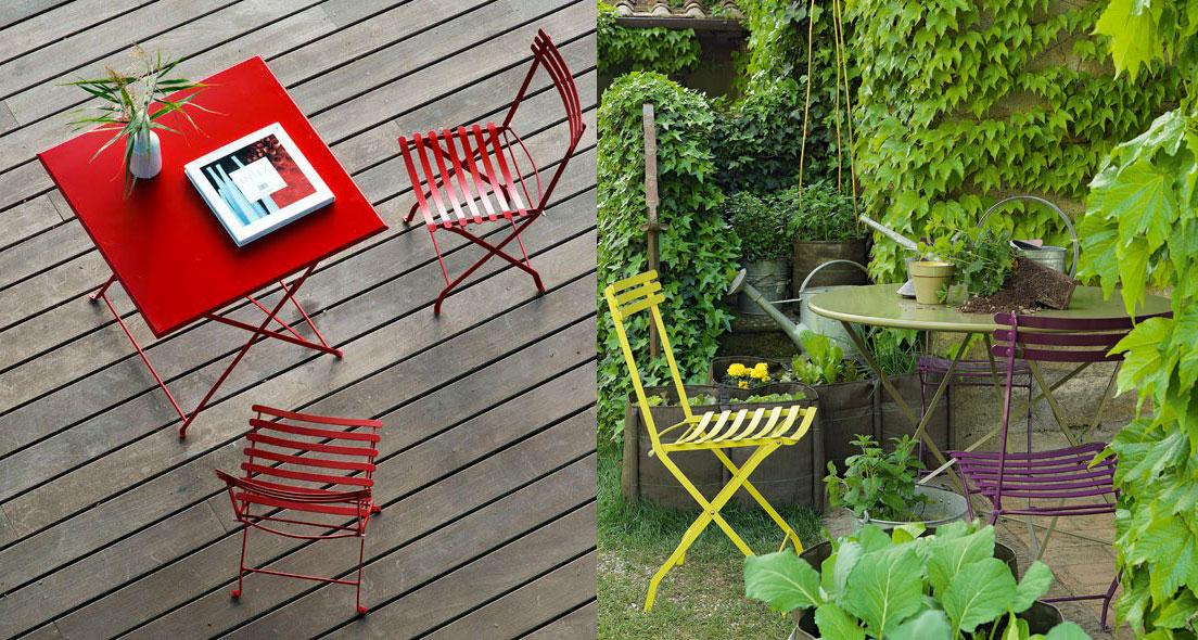 Idee Per Il Giardino Piccolo : Idee per arredare un piccolo terrazzo modaearredamento
