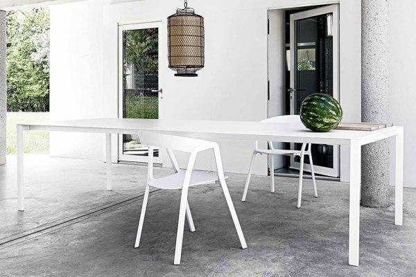 Kristalia tavolo outdoor think