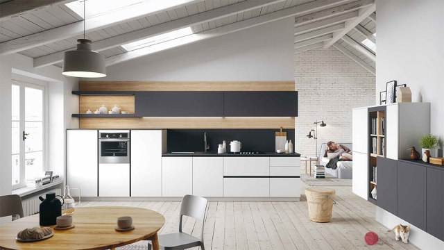 Arredare giovane cucine di design moderne e accessibili for Cucine di design in offerta